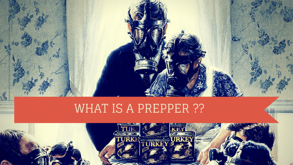 What is a Prepper? ( I Promise we're not crazypersons)